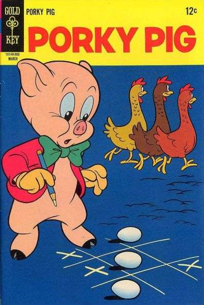 Porky Pig #17 Comic Books - Covers, Scans, Photos  in Porky Pig Comic Books - Covers, Scans, Gallery