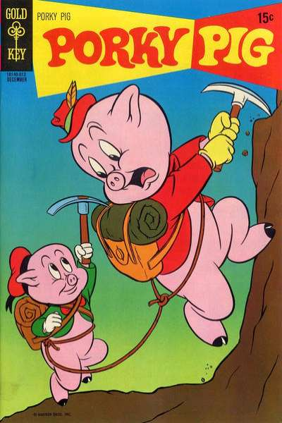 Porky Pig #33 comic books for sale