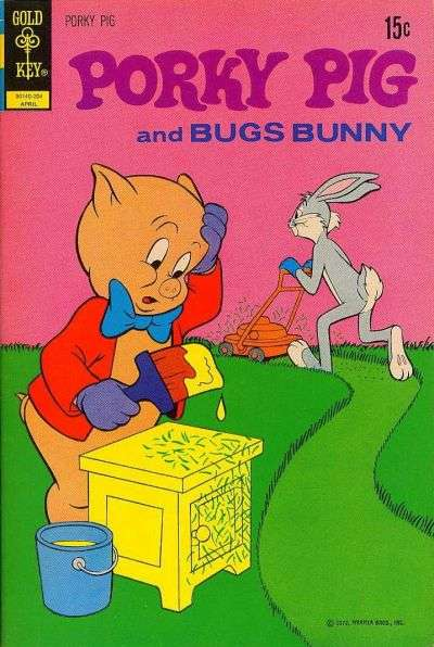 Porky Pig #41 Comic Books - Covers, Scans, Photos  in Porky Pig Comic Books - Covers, Scans, Gallery
