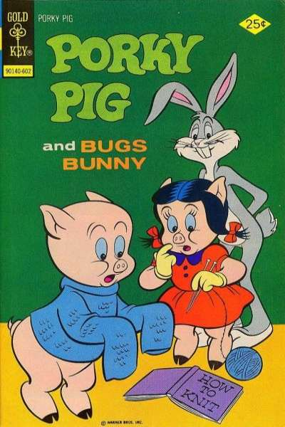 Porky Pig #65 comic books - cover scans photos Porky Pig #65 comic books - covers, picture gallery