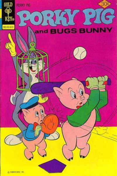 Porky Pig #71 Comic Books - Covers, Scans, Photos  in Porky Pig Comic Books - Covers, Scans, Gallery