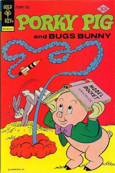 Porky Pig #72 Comic Books - Covers, Scans, Photos  in Porky Pig Comic Books - Covers, Scans, Gallery