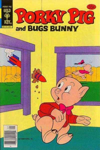 Porky Pig #86 comic books - cover scans photos Porky Pig #86 comic books - covers, picture gallery