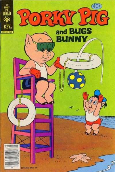 Porky Pig #90 Comic Books - Covers, Scans, Photos  in Porky Pig Comic Books - Covers, Scans, Gallery