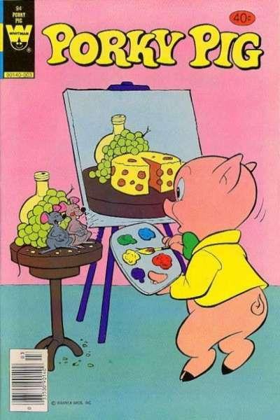 Porky Pig #94 Comic Books - Covers, Scans, Photos  in Porky Pig Comic Books - Covers, Scans, Gallery