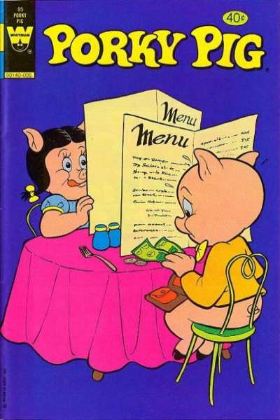 Porky Pig #95 Comic Books - Covers, Scans, Photos  in Porky Pig Comic Books - Covers, Scans, Gallery