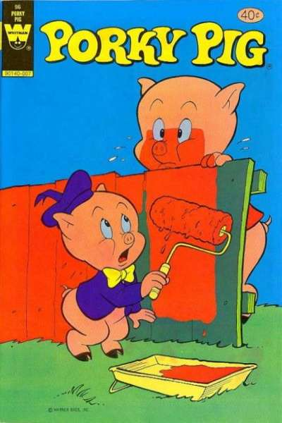 Porky Pig #96 Comic Books - Covers, Scans, Photos  in Porky Pig Comic Books - Covers, Scans, Gallery