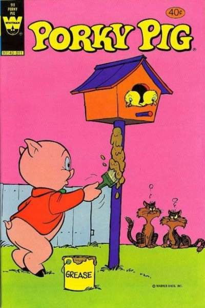 Porky Pig #98 Comic Books - Covers, Scans, Photos  in Porky Pig Comic Books - Covers, Scans, Gallery