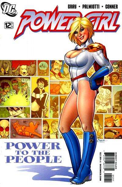 Power Girl #12 comic books for sale