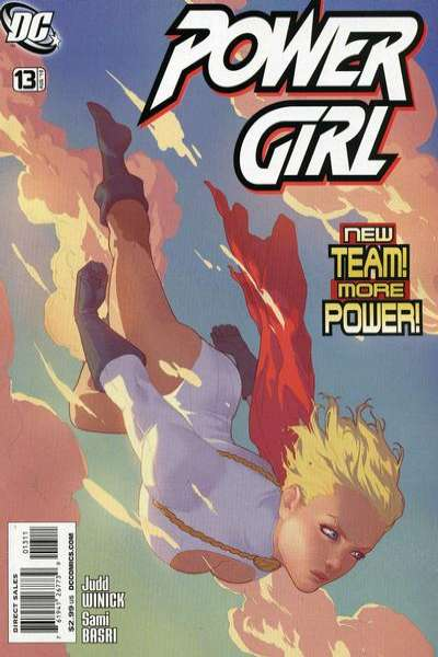 Power Girl #13 comic books for sale
