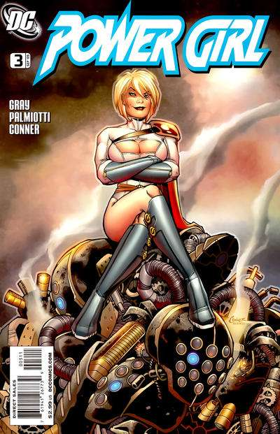 Power Girl #3 comic books for sale