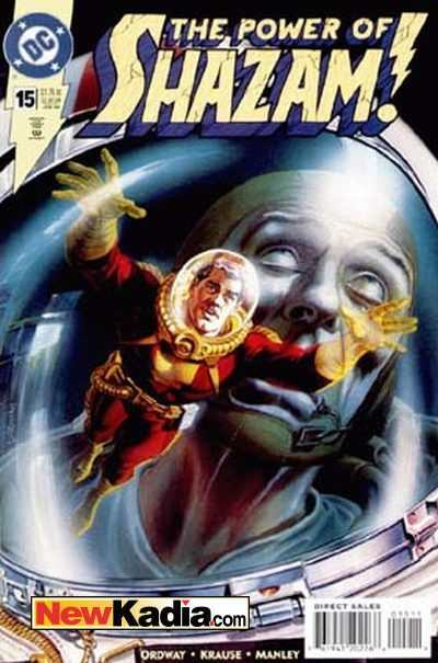 Power of Shazam! #15 Comic Books - Covers, Scans, Photos  in Power of Shazam! Comic Books - Covers, Scans, Gallery