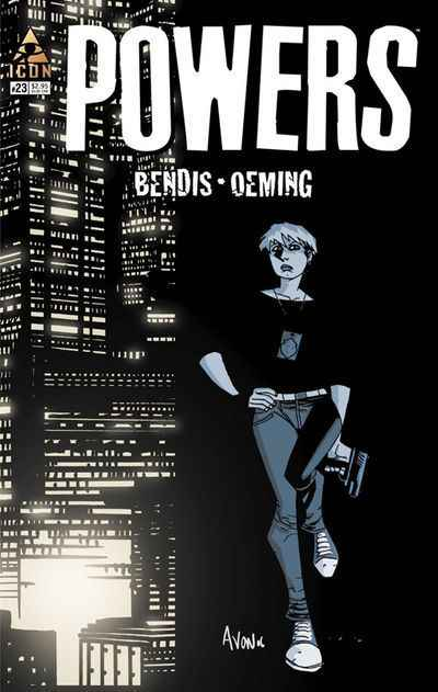 Powers #23 Comic Books - Covers, Scans, Photos  in Powers Comic Books - Covers, Scans, Gallery
