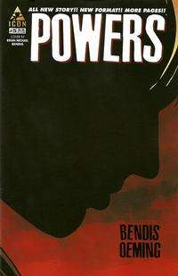 Powers #25 Comic Books - Covers, Scans, Photos  in Powers Comic Books - Covers, Scans, Gallery