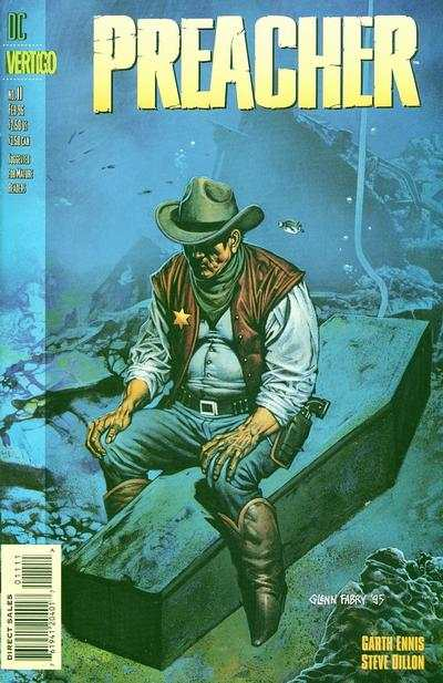 Preacher #11 Comic Books - Covers, Scans, Photos  in Preacher Comic Books - Covers, Scans, Gallery