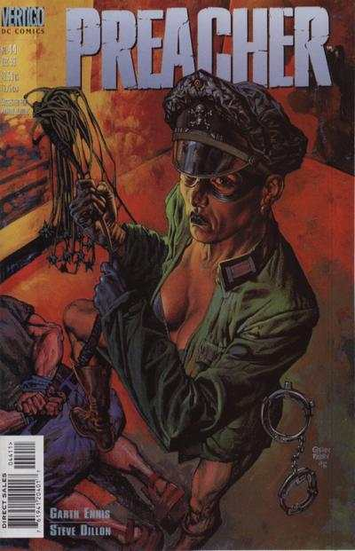 Preacher #44 Comic Books - Covers, Scans, Photos  in Preacher Comic Books - Covers, Scans, Gallery