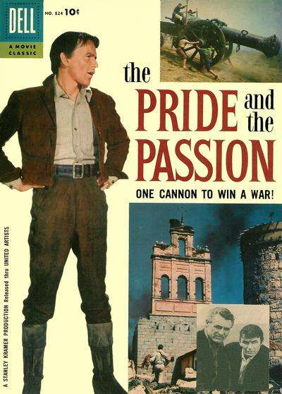 Pride and the Passion #1 comic books - cover scans photos Pride and the Passion #1 comic books - covers, picture gallery