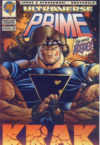 Prime #11 comic books - cover scans photos Prime #11 comic books - covers, picture gallery
