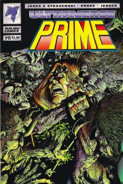 Prime #15 Comic Books - Covers, Scans, Photos  in Prime Comic Books - Covers, Scans, Gallery