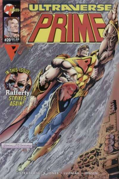 Prime #20 Comic Books - Covers, Scans, Photos  in Prime Comic Books - Covers, Scans, Gallery