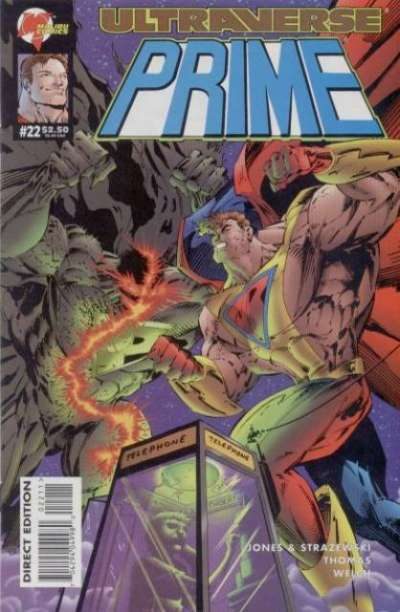 Prime #22 comic books for sale