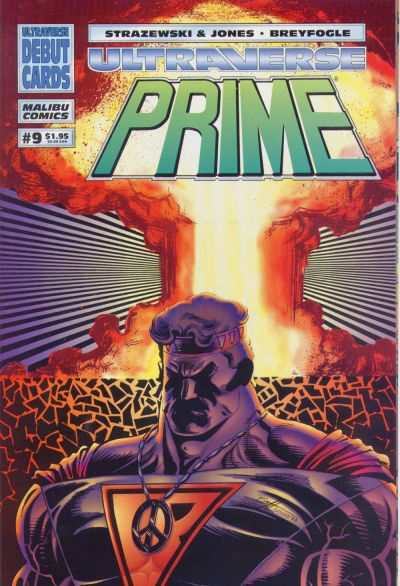 Prime #9 Comic Books - Covers, Scans, Photos  in Prime Comic Books - Covers, Scans, Gallery