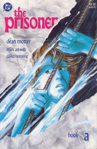 Prisoner #1 comic books - cover scans photos Prisoner #1 comic books - covers, picture gallery
