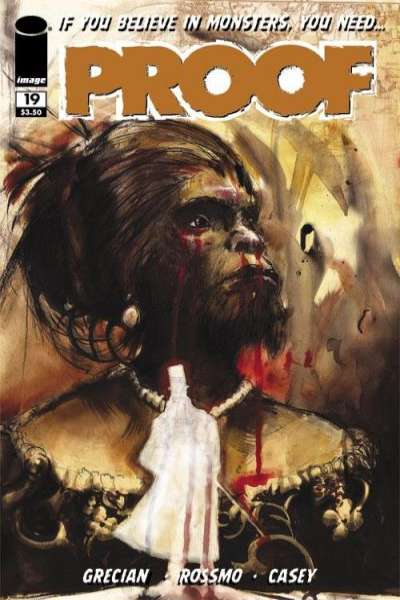 Proof #19 Comic Books - Covers, Scans, Photos  in Proof Comic Books - Covers, Scans, Gallery