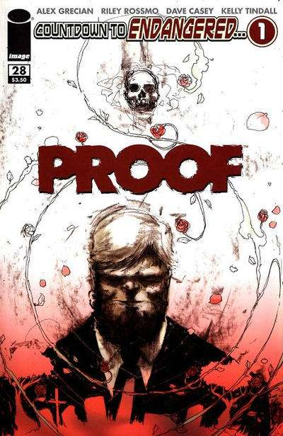 Proof #28 Comic Books - Covers, Scans, Photos  in Proof Comic Books - Covers, Scans, Gallery