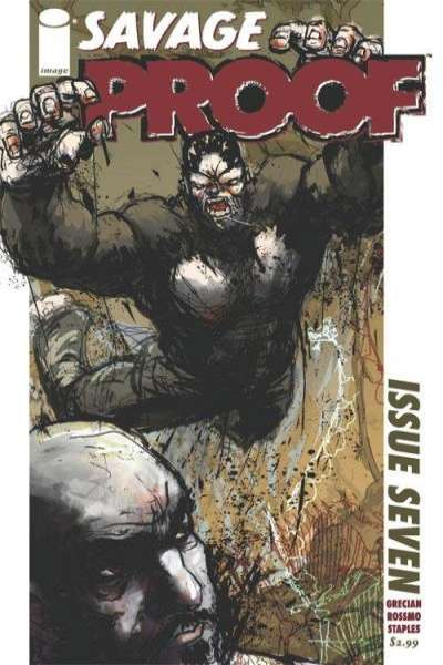 Proof #7 Comic Books - Covers, Scans, Photos  in Proof Comic Books - Covers, Scans, Gallery