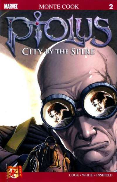 Ptolus: City by the Spire #2 comic books for sale