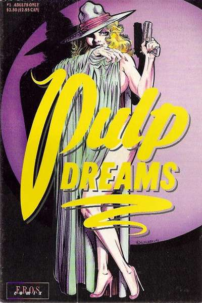 Pulp Dreams #1 comic books for sale