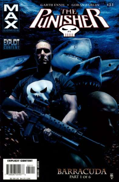 Punisher #31 Comic Books - Covers, Scans, Photos  in Punisher Comic Books - Covers, Scans, Gallery