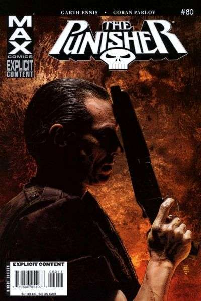 Punisher #60 Comic Books - Covers, Scans, Photos  in Punisher Comic Books - Covers, Scans, Gallery