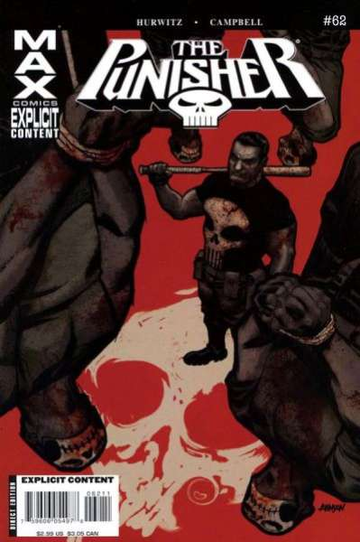 Punisher #62 Comic Books - Covers, Scans, Photos  in Punisher Comic Books - Covers, Scans, Gallery