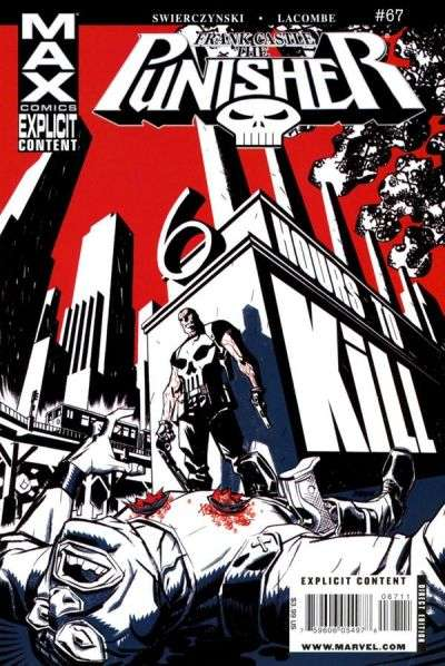 Punisher #67 comic books - cover scans photos Punisher #67 comic books - covers, picture gallery