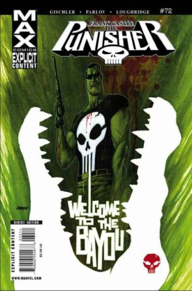 Punisher #72 comic books - cover scans photos Punisher #72 comic books - covers, picture gallery