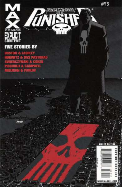 Punisher #75 Comic Books - Covers, Scans, Photos  in Punisher Comic Books - Covers, Scans, Gallery
