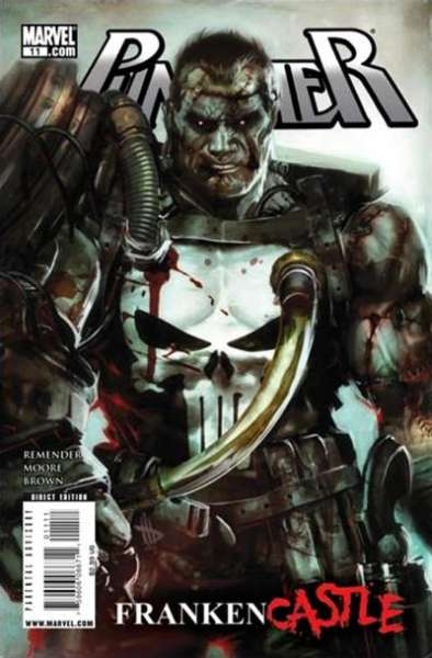 Punisher #11 Comic Books - Covers, Scans, Photos  in Punisher Comic Books - Covers, Scans, Gallery