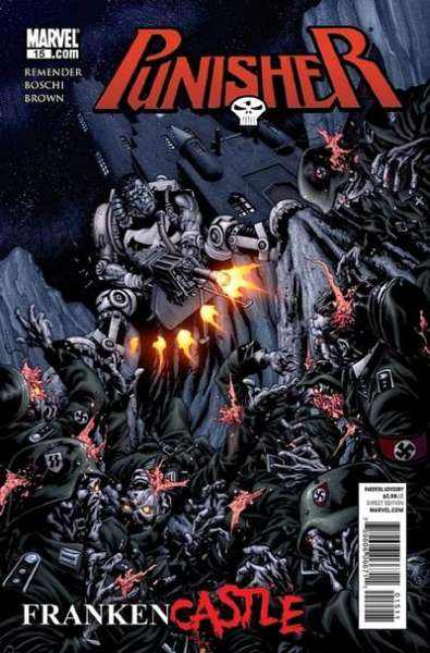 Punisher #15 comic books - cover scans photos Punisher #15 comic books - covers, picture gallery