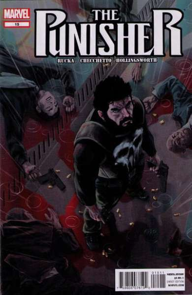 Punisher #15 comic books for sale