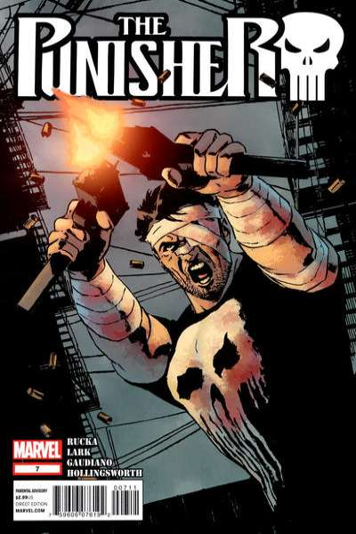 Punisher #7 Comic Books - Covers, Scans, Photos  in Punisher Comic Books - Covers, Scans, Gallery