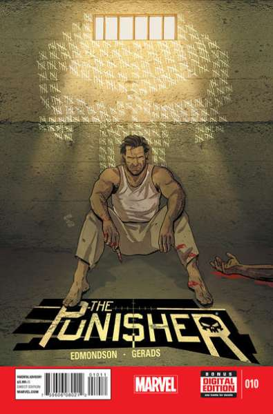 Punisher #10 comic books for sale