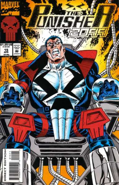 Punisher 2099 #15 comic books for sale