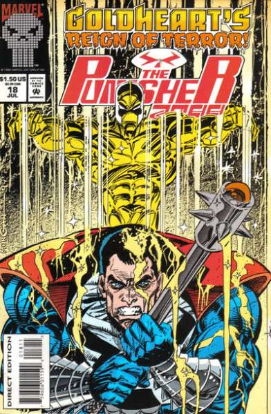 Punisher 2099 #18 comic books for sale