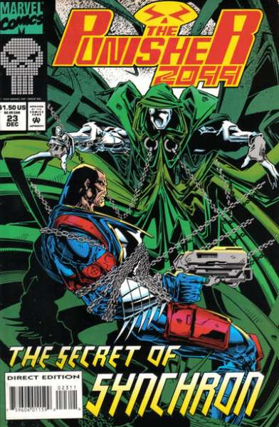 Punisher 2099 #23 Comic Books - Covers, Scans, Photos  in Punisher 2099 Comic Books - Covers, Scans, Gallery