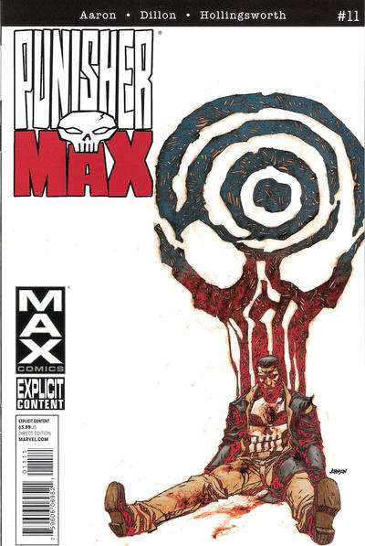 Punishermax #11 Comic Books - Covers, Scans, Photos  in Punishermax Comic Books - Covers, Scans, Gallery