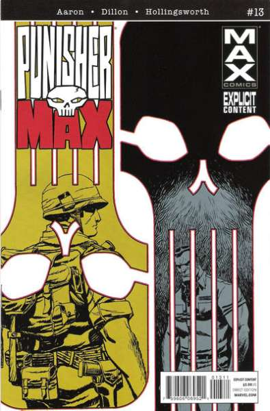 Punishermax #13 Comic Books - Covers, Scans, Photos  in Punishermax Comic Books - Covers, Scans, Gallery