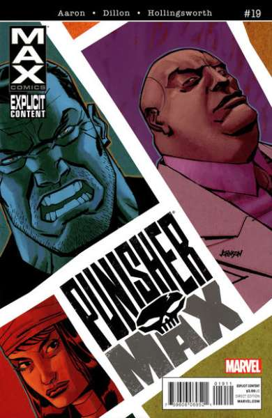 Punishermax #19 comic books for sale