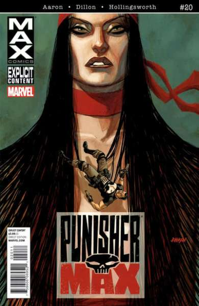 Punishermax #20 comic books for sale